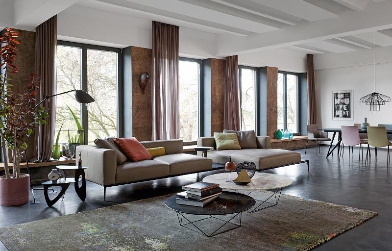 Milán 2015: Walter Knoll presentó las novedades de la colección Jaan Living
